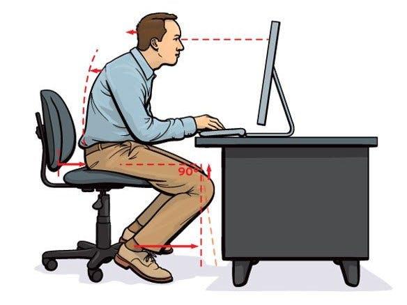 Posture Pal - Computer Vision
