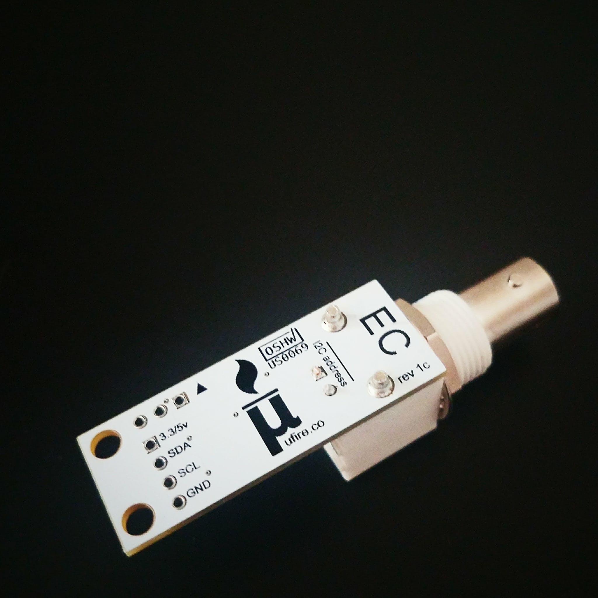 IoT Hydroponics - Measure EC