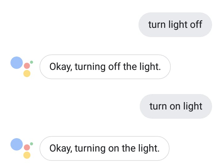 Home Automation Using OpenHab Server and Google Assistant - Hackster io
