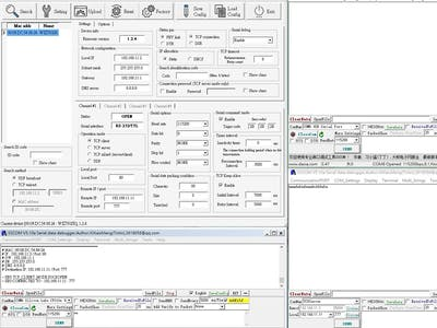Start using WIZ750SR