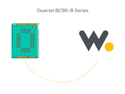 Setup Your Quectel BC95-B Series and Post Any Event to Wia