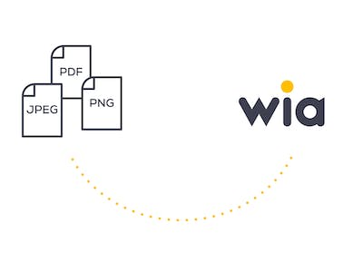How to Upload a File to Wia's REST API
