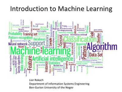 Getting Started With Machine Learning!