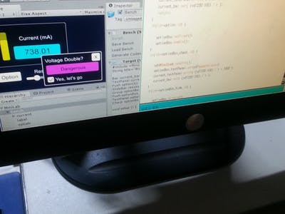 Using Unity to Make and Run UI to Arduino