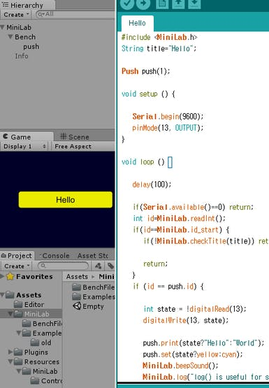 Using Unity to Make and Run UI to Arduino - Hackster io