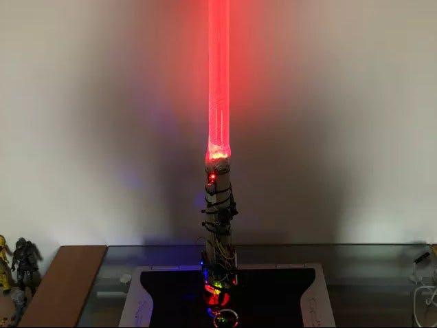 Arduino Lightsaber