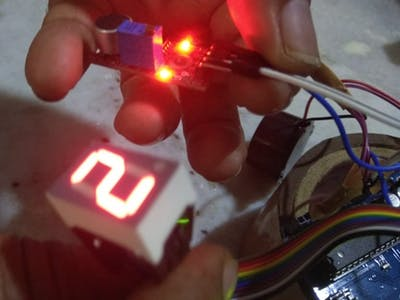Arduino-Based Pressure Cooker Whistle Indicator