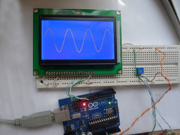 Digital Oscilloscope Experiment Based on Arduino