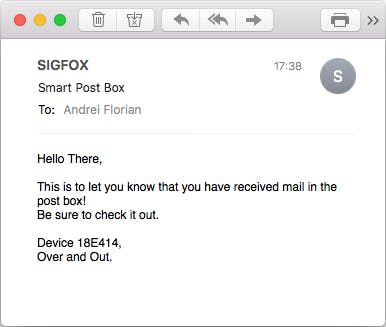 The Email