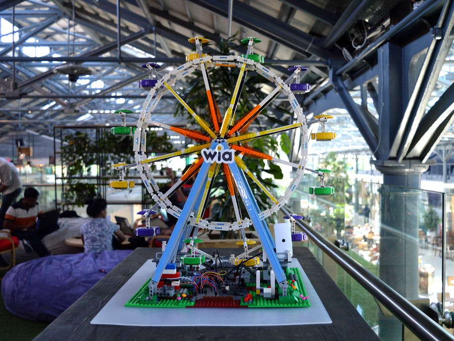 How We Built Our Facial Recognition Ferris Wheel