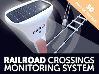rail.X: Monitoring Railroad Crossings for You