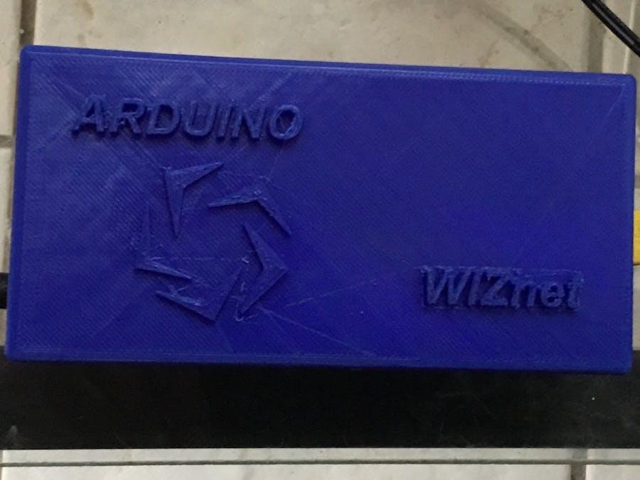 WIZnet Interior Sensor Board