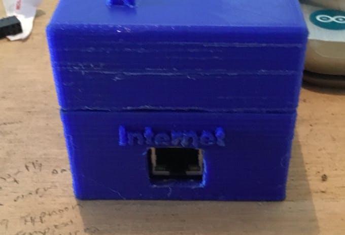 Ethernet side