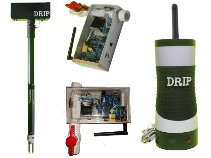 Drip - Low-Cost Precision Irrigation for Developing Nations