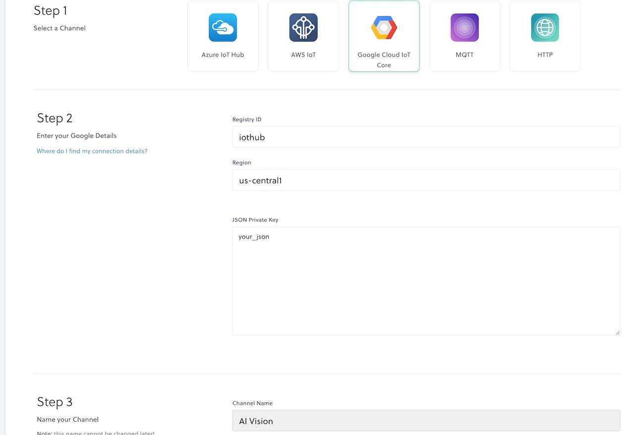 AI Vision IoT - Hackster io