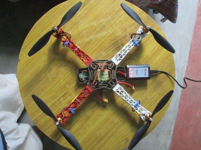 Arduino Quadcopter