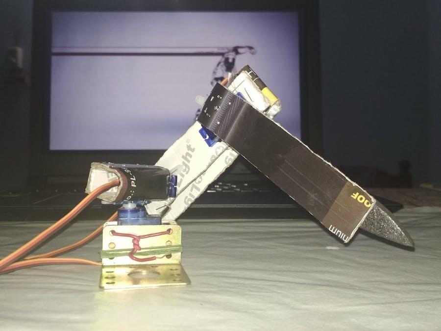 Cardboard Robotic Arm