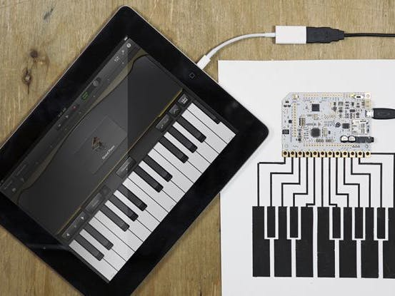 How to Make a MIDI Piano Interface - Hackster io