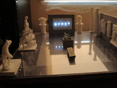 Museums with Makey Makey and 3D Printing