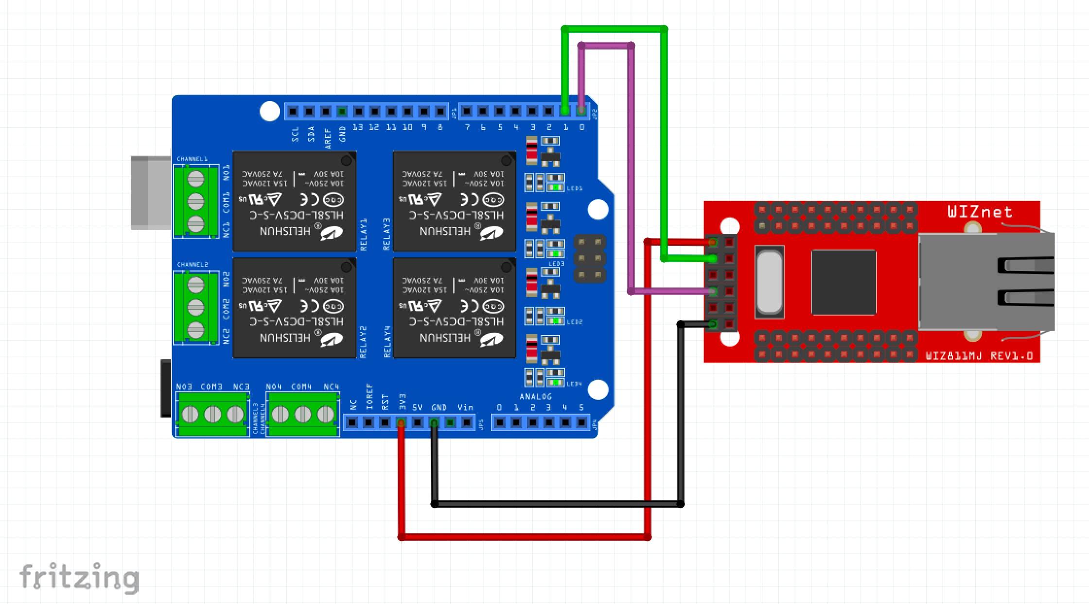 TX RX Arduino