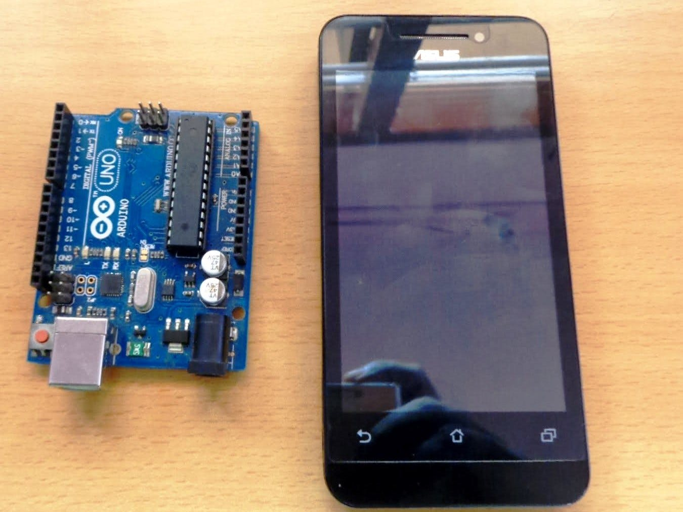 Connect Arduino With Your Smartphone