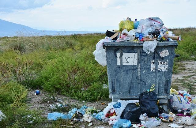 Overflowing of Waste