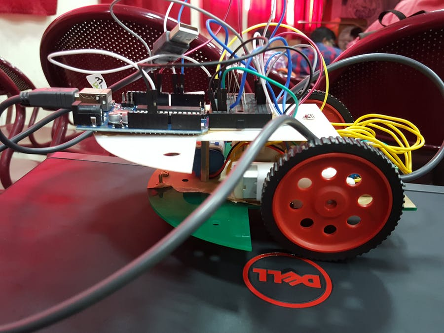 Voice Controlled Rover