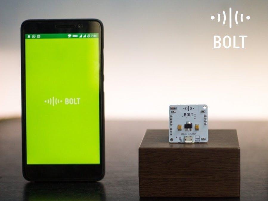 Setting Up the Bolt WiFi Module