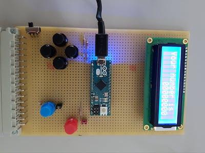 Arduino_Game_circut