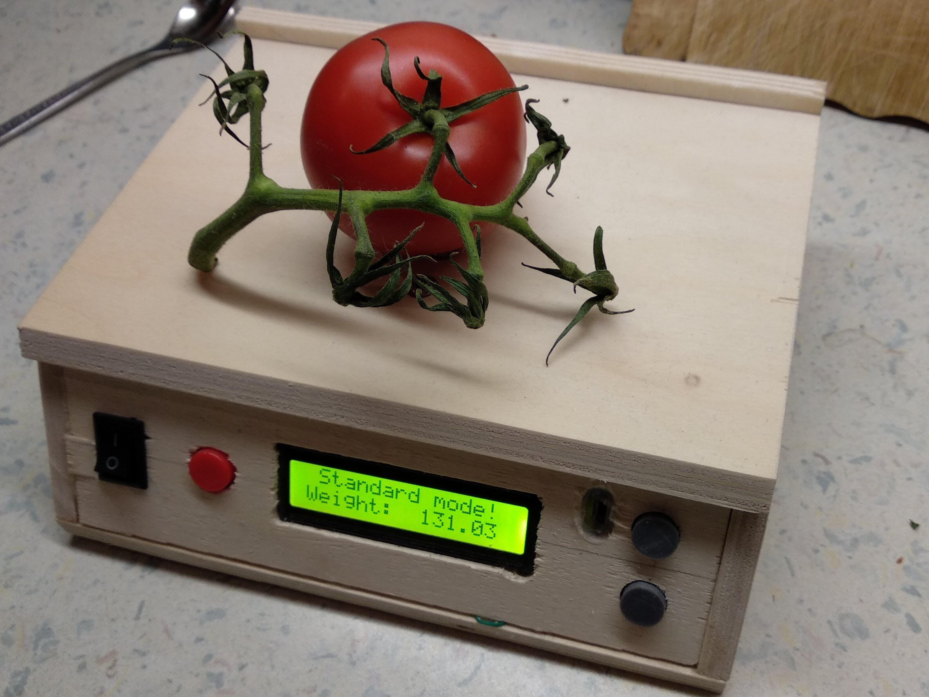 High Precision Scale with Arduino