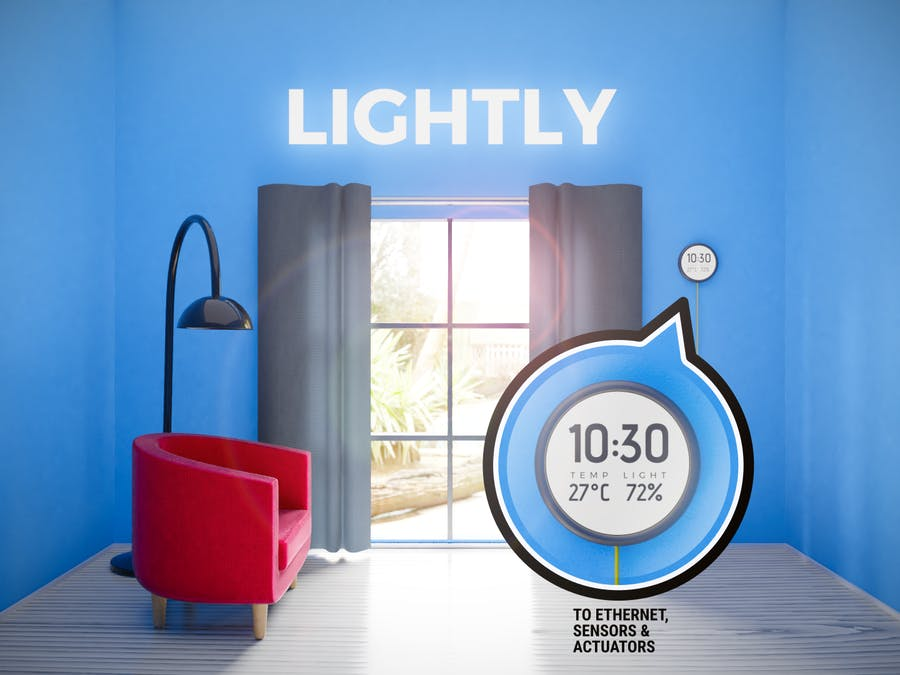 Lightly; Smarter Lighting