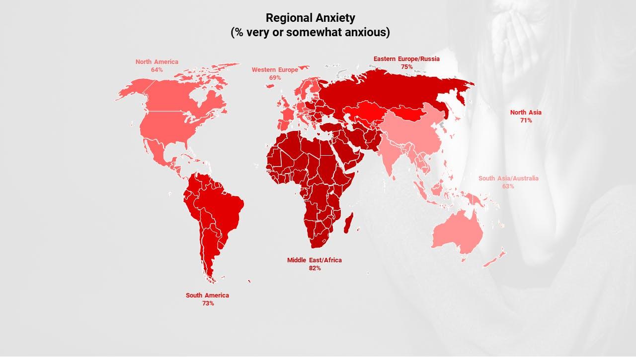 Anxiety Worldwide