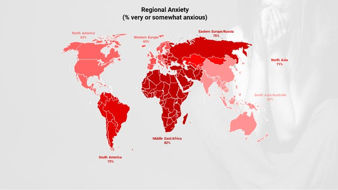 Anxiety Worldwide