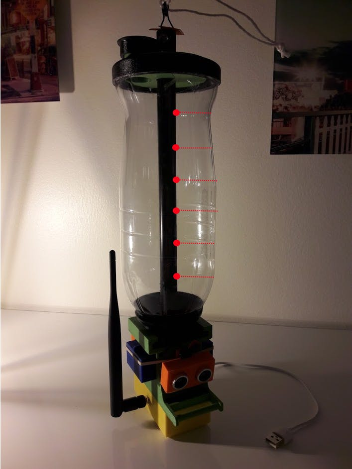 a2a24b5d3 Smart Bird Feeder - Arduino Project Hub