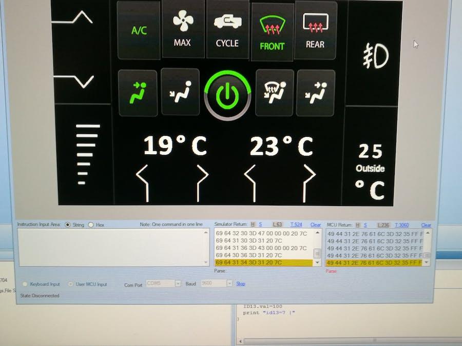 HVAC Car Control - Hackster io