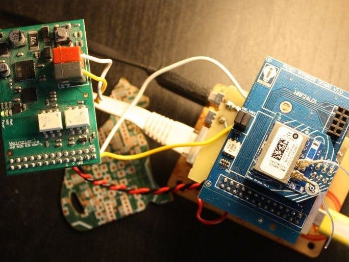 KNX, Helium Atom, Cloud Functions and Flutter - Hackster io