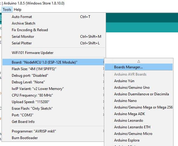 Greenhouse Monitoring/Alarm System with ESP8266 & Ubidots - Hackster io