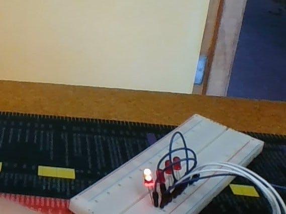 LED stream
