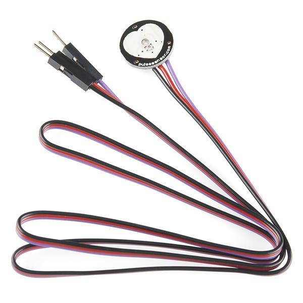 Pulse sensor (World Famous Electronics)