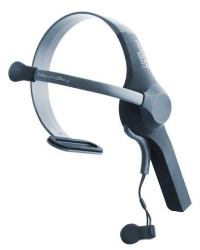 The Neurosky Mindwave Mobile 2 Headset