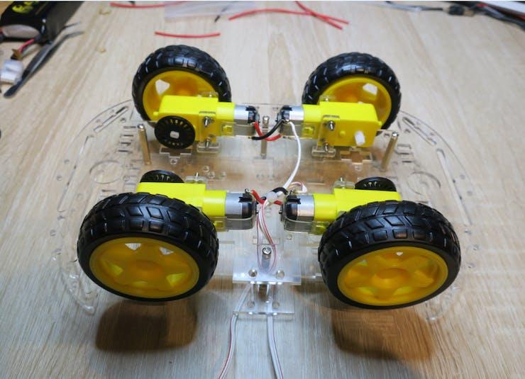 Arduino Car - Hackster io
