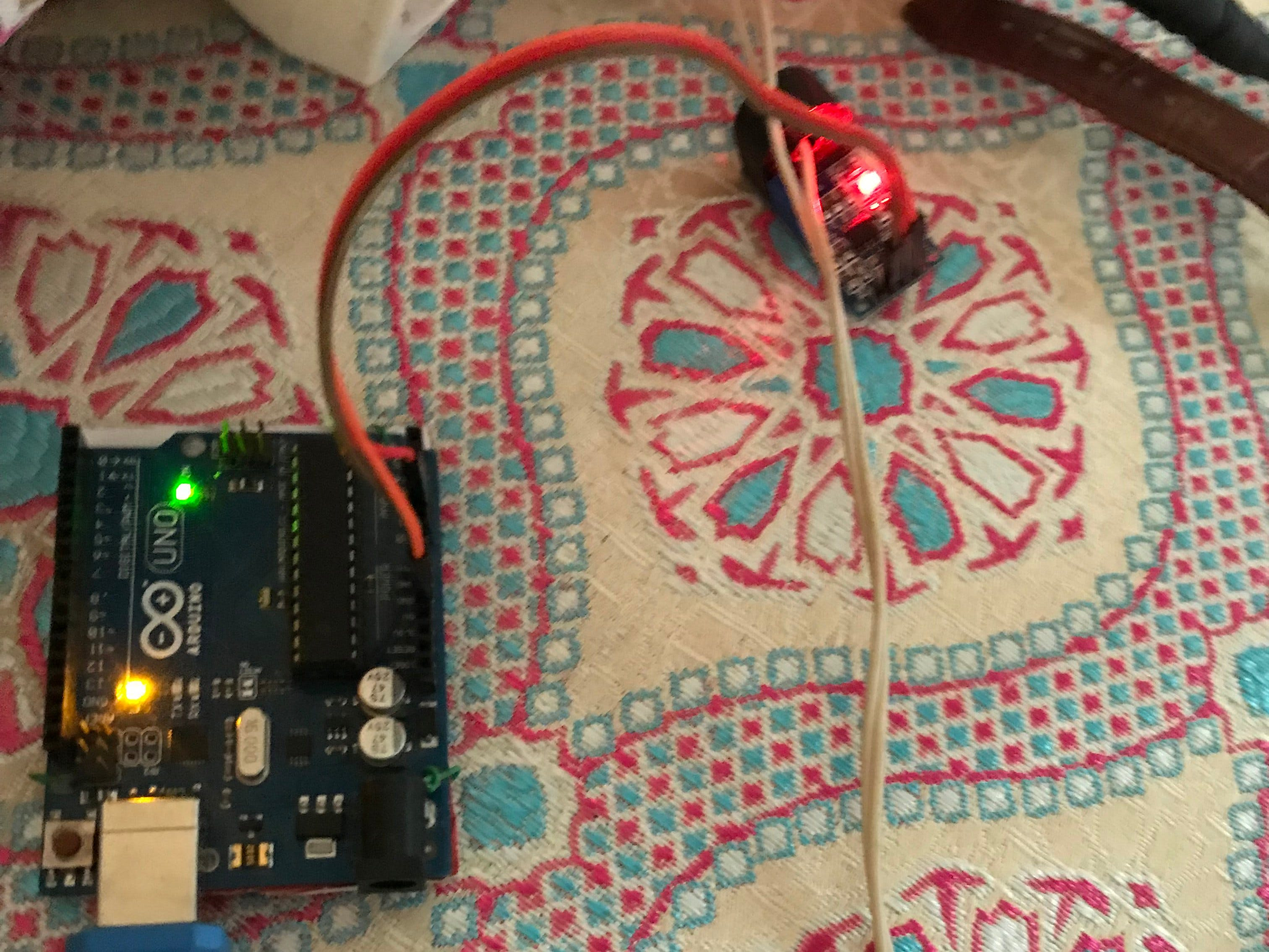 Balance World Inc 0-50A AC Current Module Detection Current Sensor Module for Arduino