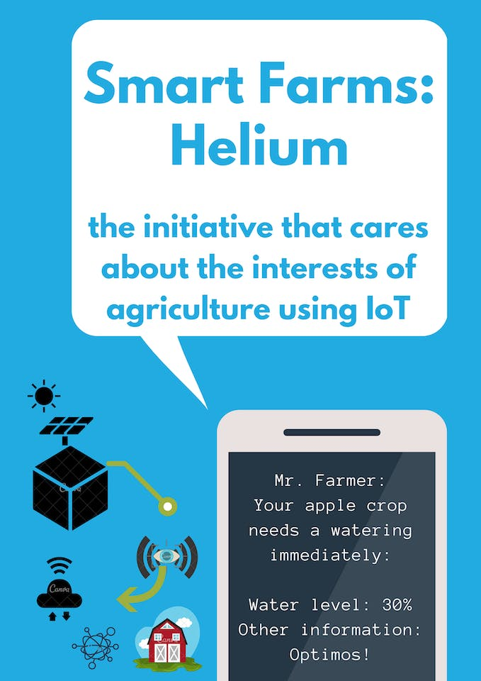Smart Crops: Implementing IoT in Conventional Agriculture