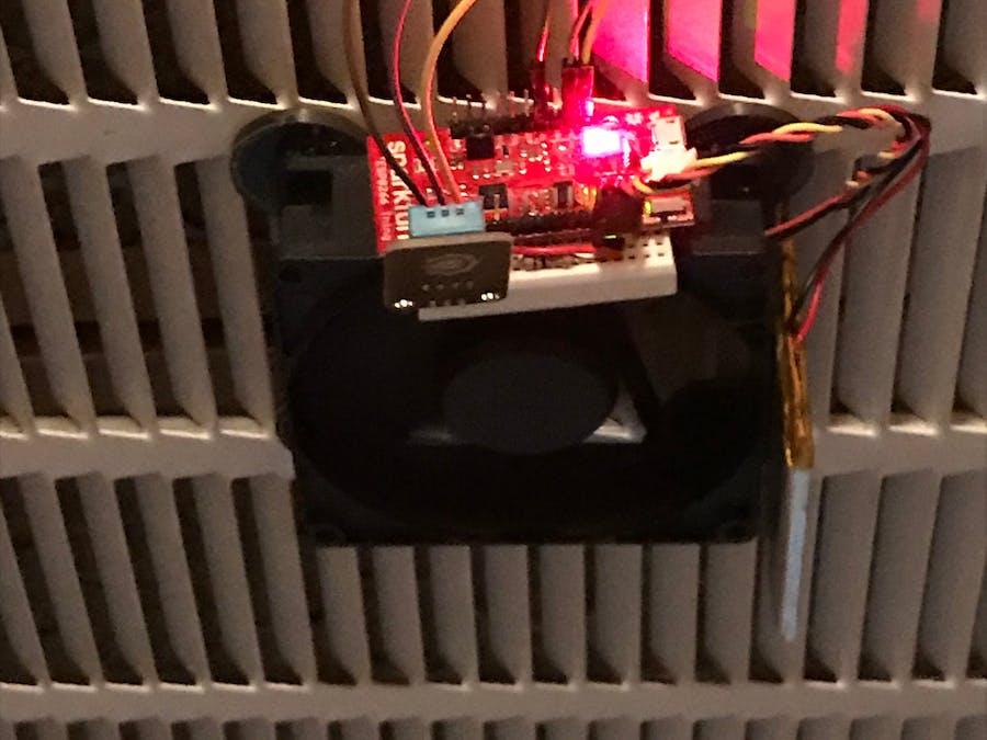 IoT HVAC Monitor