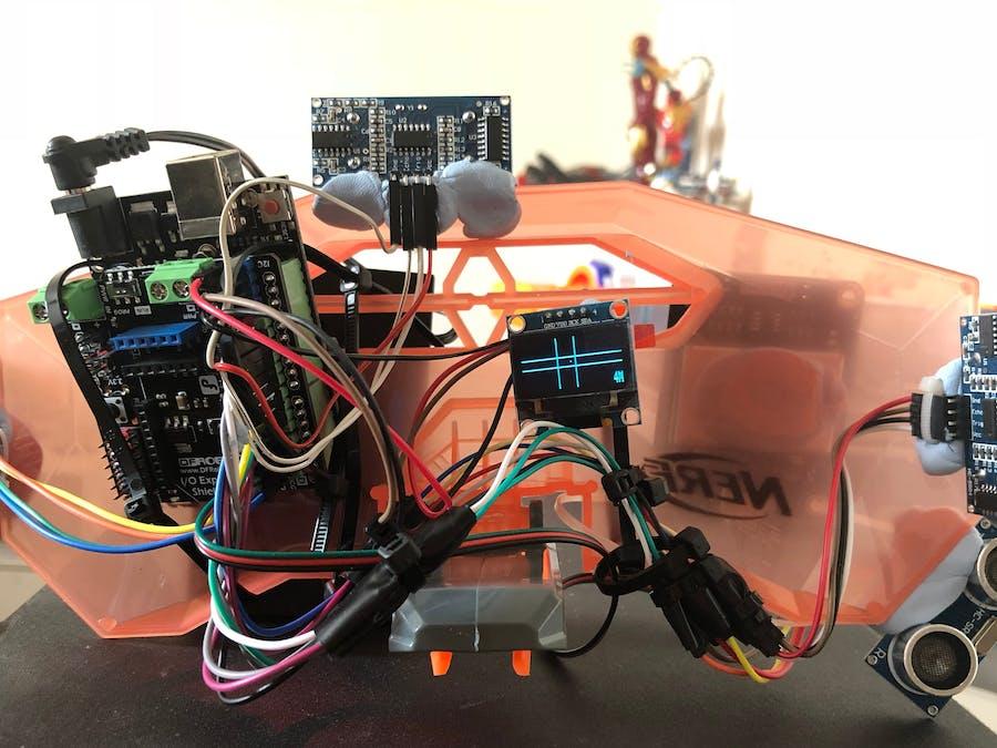 Arduino Soliton Radar | Metal GearSolid