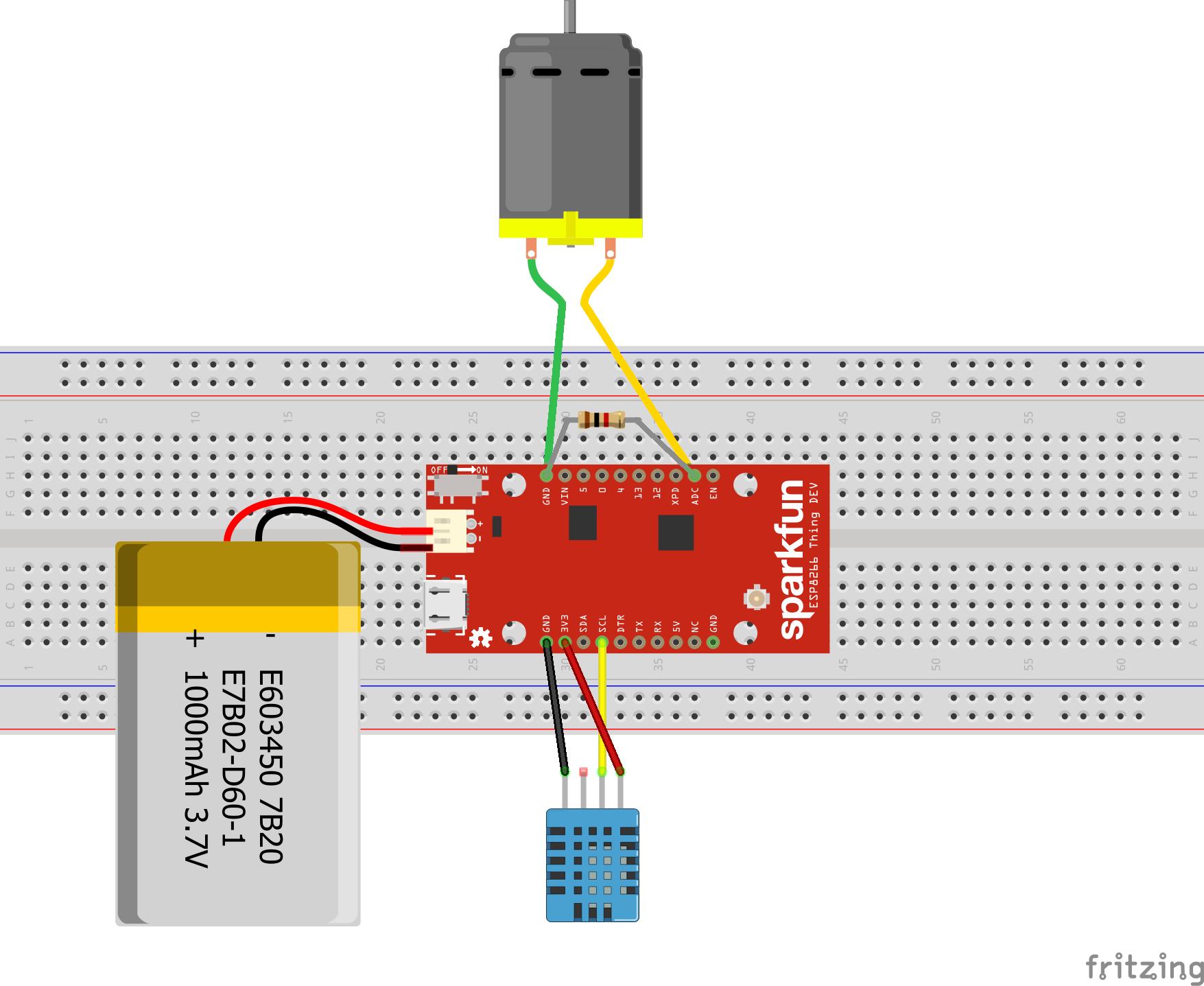 Iot hvac monitor bb bp9ryq7onj