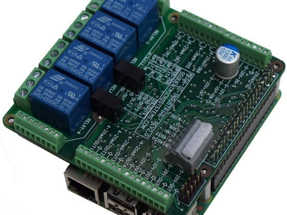 Industrial Automation Card for Raspberry Pi - Hackster io