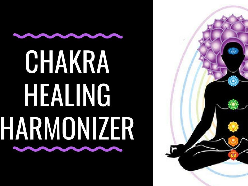 Chakra Healing Harmonizer Using Arduino