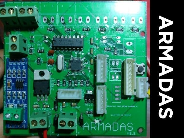 ARMADAS - Wireless Data Acquisition Platform - Hackster io