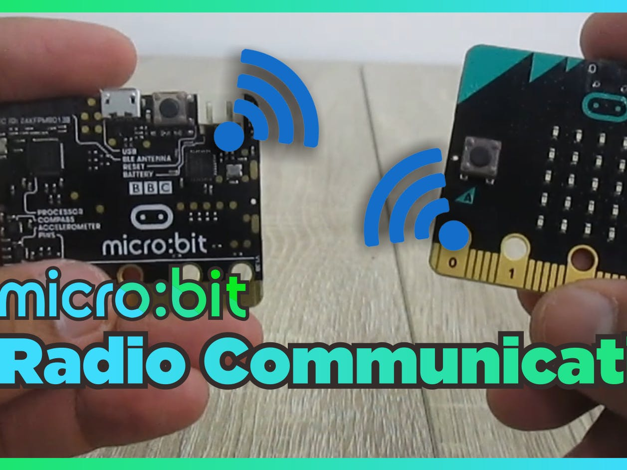 Micro:bit Radio Communication